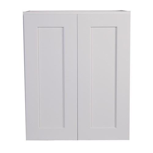 Design House Brookings Fully Assembled 24x24x12 in. Kitchen Wall Cabinet in White