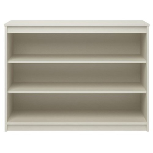 Cosco Elements Bookcase, White Stipple (COMPONENT)