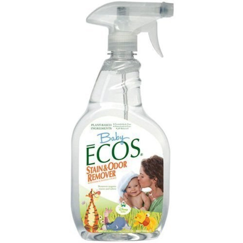 Ecos Stain Odor Remover 22 Oz -Pack of 6