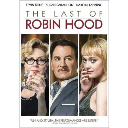 Last of robin hood (DVD)