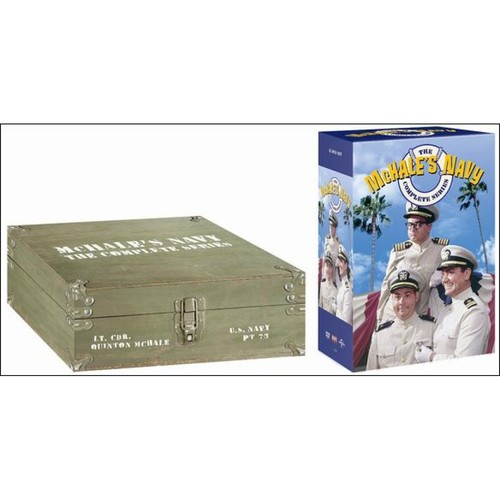 McHale's Navy: The Complete Series [21 Discs] [DVD]