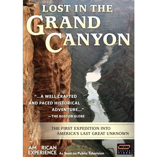 American Experience - Lost in the Grand Canyon: ., Mark J. Davis: Movies & TV [DVD]