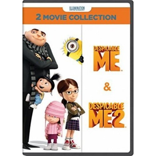 Despicable Me / Despicable Me 2: 2-Movie Collection [DVD]