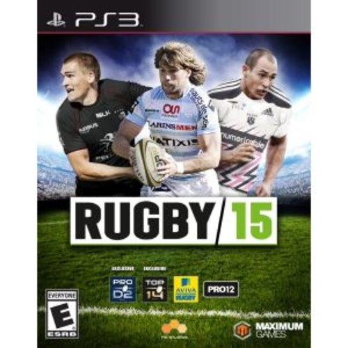 Rugby 15 Playstation3