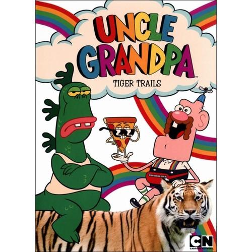 Uncle Grandpa: Tiger Trails [DVD]