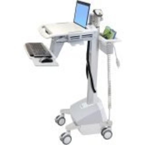 Ergotron SV42-6102-1 StyleView Laptop Cart, LiFe Powered