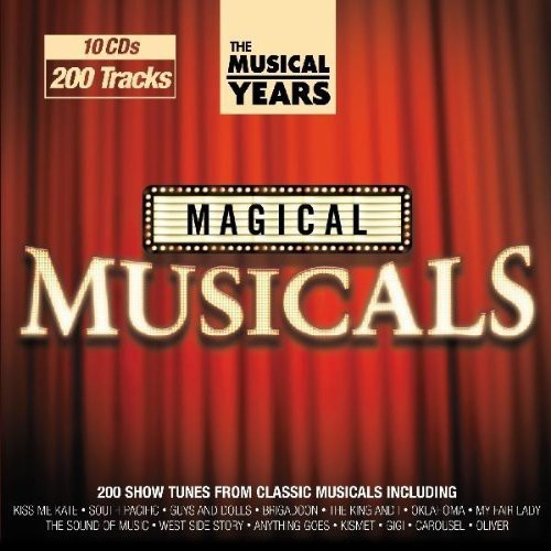 The Musical Years: Magical Musicals [CD]