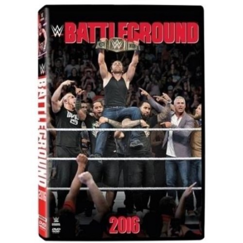 WWE: Battleground 2016 (DVD)