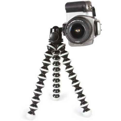 JOBY Ballhead for SLR-Zoom Tripod- Ballhead Attachment for Cameras w/ Zoom Lenses Up To 3kg (6.6 lbs).