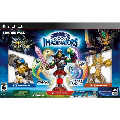 Skylanders Imaginators Starter Pack - PlayStation 3