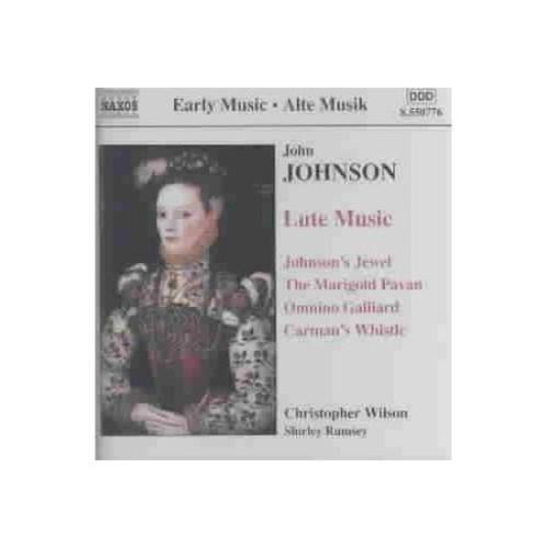 Johnson: lute Music CD (2003)