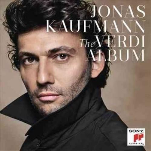 Jonas Kaufmann - The Verdi Album