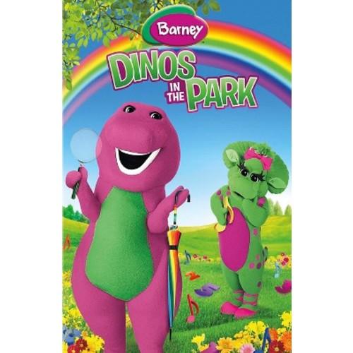 Barney:Dinos In The Park (DVD)