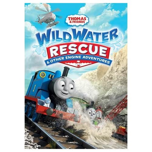 Thomas and Friends: Wild Water Rescue and Other Engine Adventures (2015)