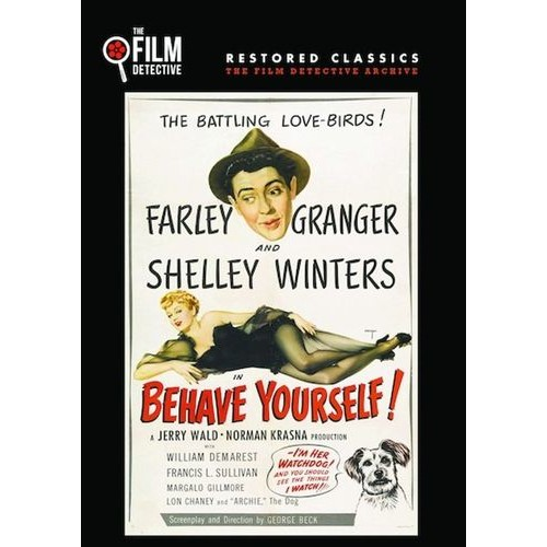 Behave Yourself! [DVD] [1951]