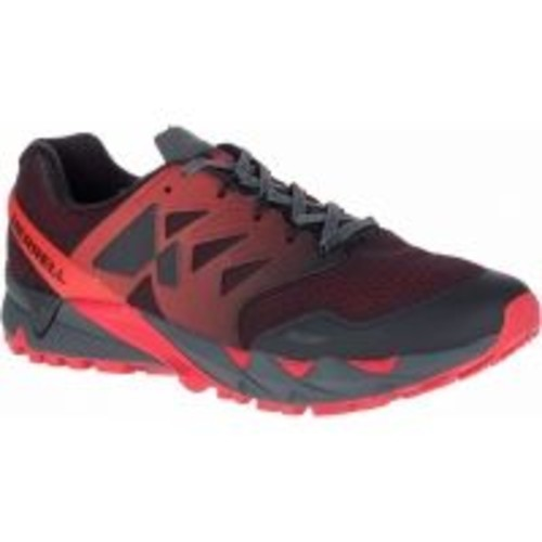 Merrell Agility Peak Flex 2 E-Mesh Trail Running Shoe - Mens, Application: Trail Running w/ Free S&H [Shoe Size : 10 US]