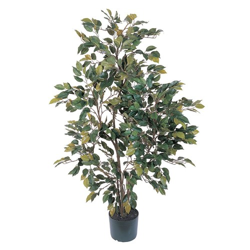 Nearly Natural Ficus Tree in Pot