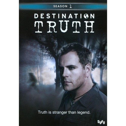 Destination Truth: Season 1 [2 Discs] [DVD]