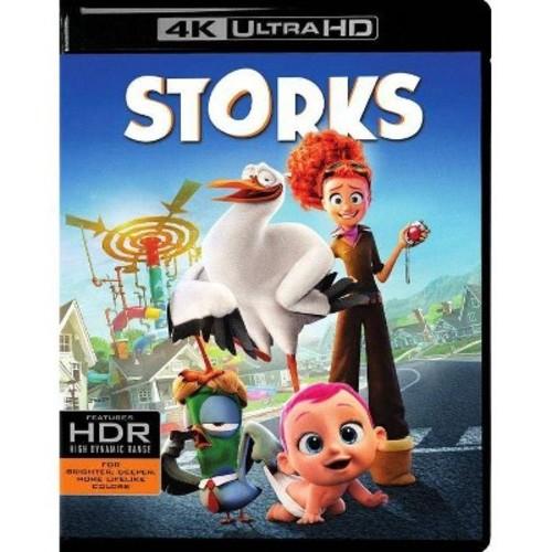 Storks [4K UHD] [Blu-Ray] [Digital HD]
