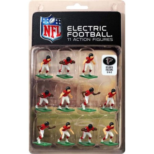 Tudor Games Atlanta Falcons Dark Uniform NFL Action Figure Set
