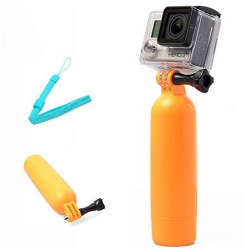 Shill Floating Hand Grip with Wrist Strap for GoPro Action Cameras SLGF-2