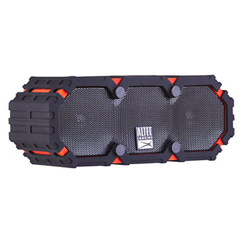 Altec Lansing Mini Lifejacket Bluetooth Speaker, Red