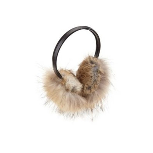 Rabbit Fur Ear Muffs