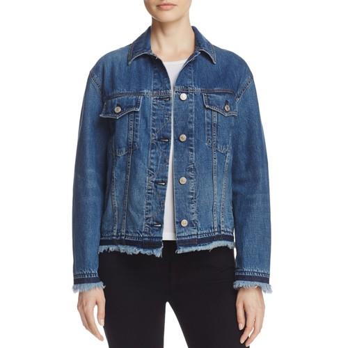 RAG & BONE/JEAN Oversized Denim Jacket