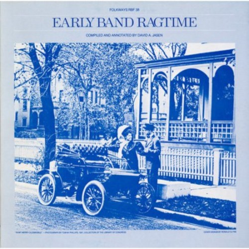 Early Band Ragtime [CD]