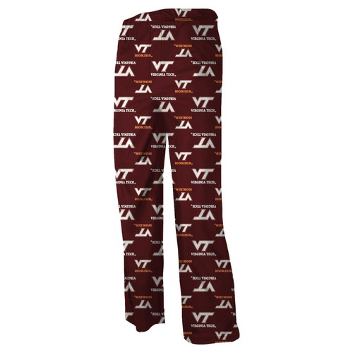NCAA Boys' Pajama Pants - Virginia Tech Hokies