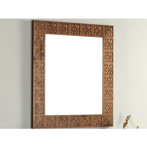 Bloomsbury Market Frye Rectangle Accent Mirror; 42''H x 26''W x 1''D