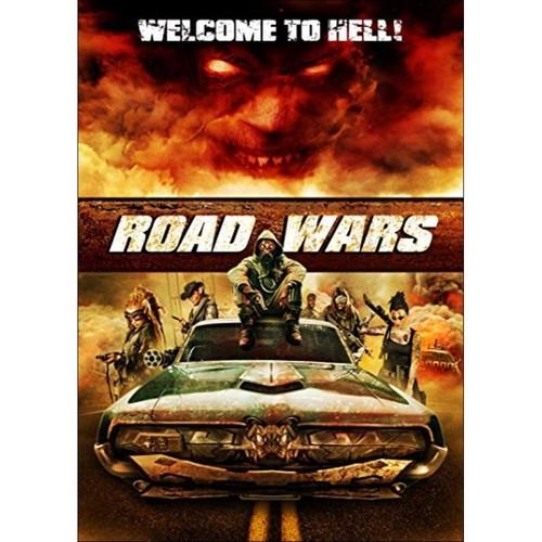 Road Wars [DVD] [2015]