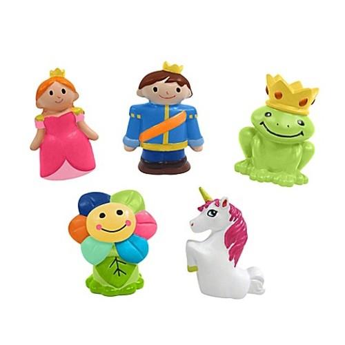 Idea Factory 5-Piece Princess Finger Puppets