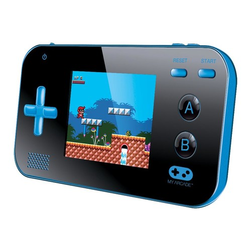 dreamGEAR My Arcade Portable Video Game Center with 220 Games - Blue