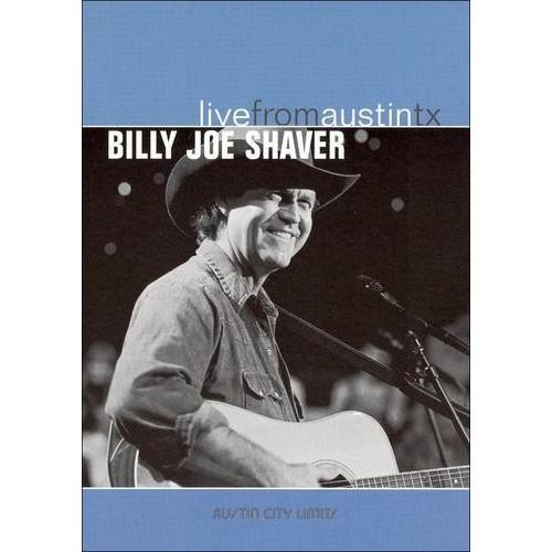 Live From Austin TX: Billy Joe Shaver [DVD] [1984]