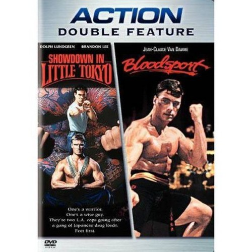 Showdown in little tokyo/Bloodsport (DVD)