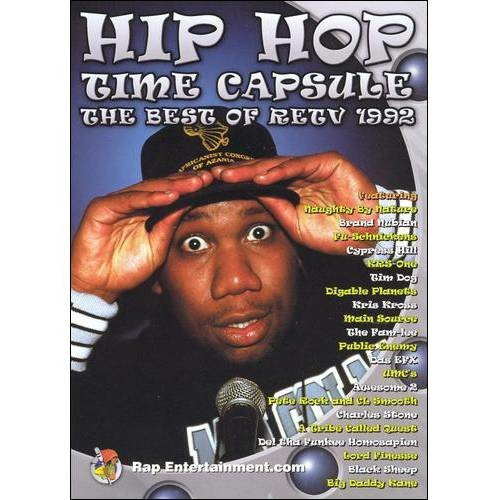 Hip Hop Time Capsule-1992