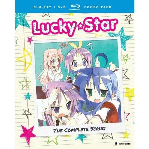 Lucky Star: The Complete Series + OVA [Blu-ray] [8 Discs]