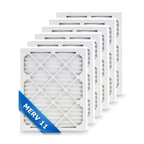 20x25x5 MERV 11 Air Filters (6-Pack) Replacement Air Filter