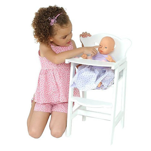 KidKraft Lil' Doll High Chair for 18-inch Doll