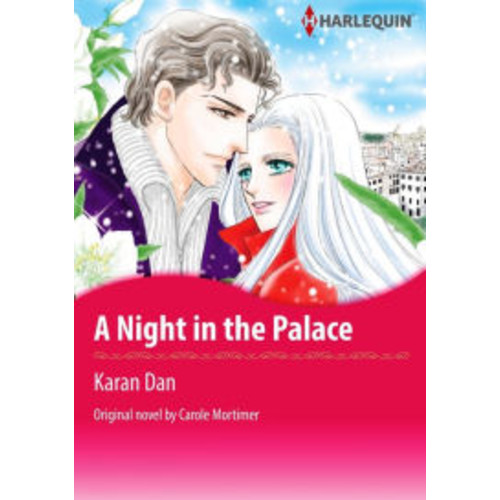 A NIGHT IN THE PALACE: Harlequin comics