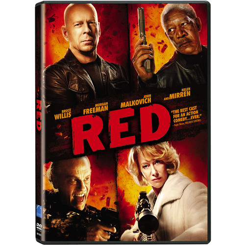 Lionsgate Home Entertainment RED