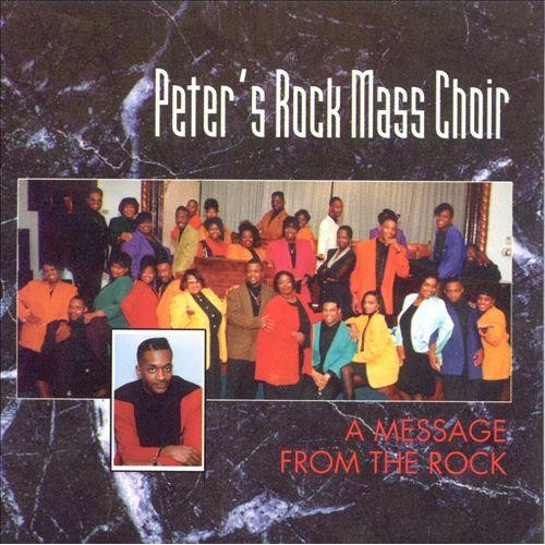 A Message from the Rock [CD]