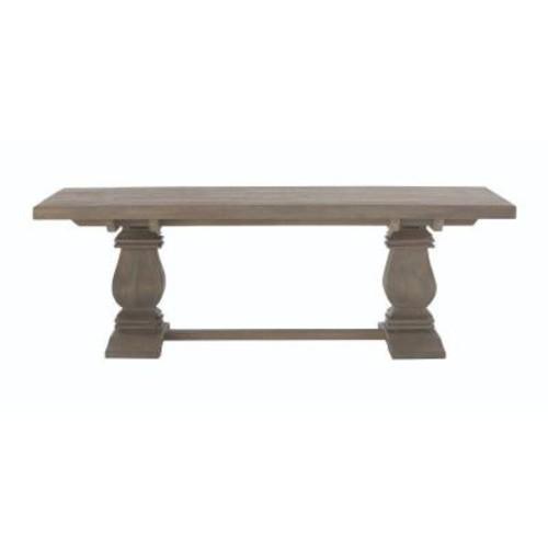 Home Decorators Collection Aldridge Antique Grey Coffee Table