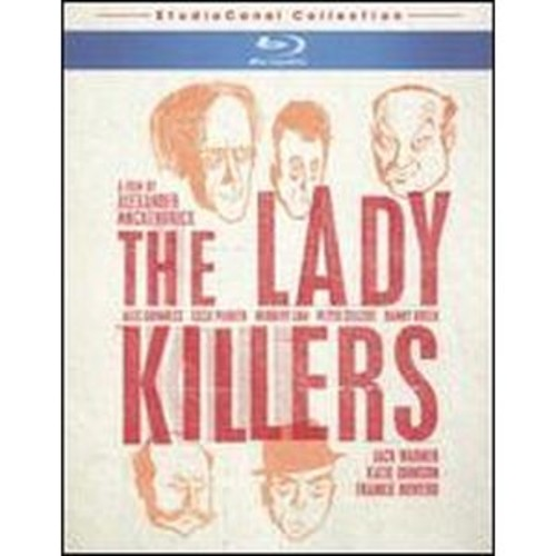 The Ladykillers [Blu-ray] DHMA