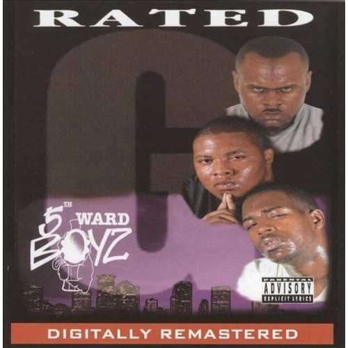 Rated G [CD] [PA]
