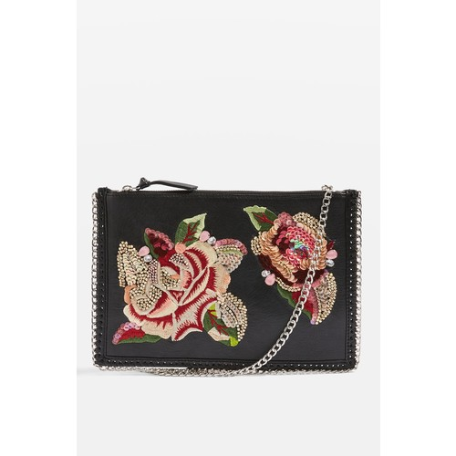 Ina Leather Crossbody Bag