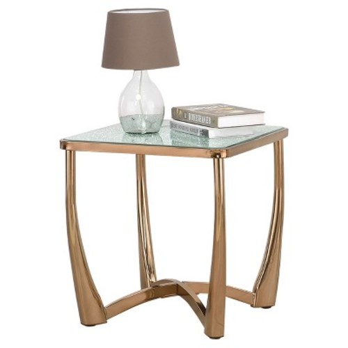 End Table Champagne
