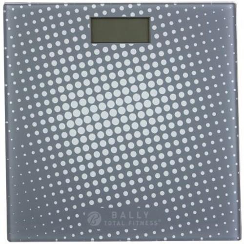 Bally Bls-7304 Gry Digital Bathroom Scale (Gray)