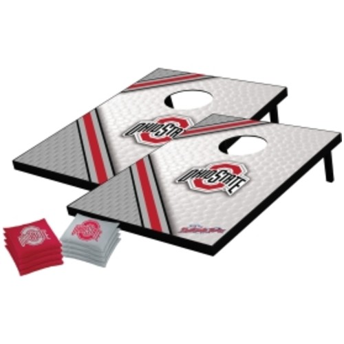 Wild Sports 2' x 3' Ohio State Buckeyes Tailgate Bean Bag Toss Shields